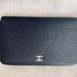 Portefeuille Chanel Camélia