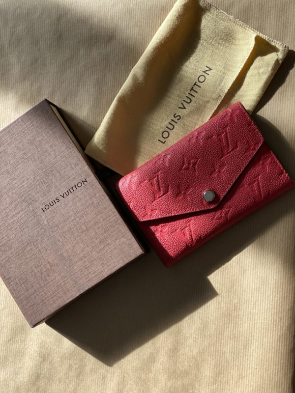 Portefeuille Louis Vuitton