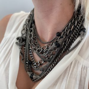 Chanel, collier