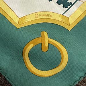 Foulard Hermès