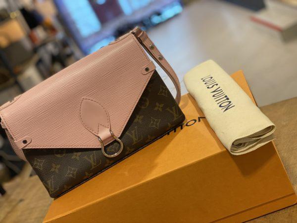 Louis Vuitton Saint Michel rose