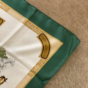 hermes foulard