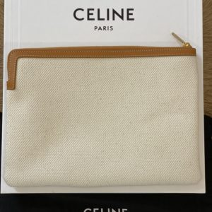celine small pouch