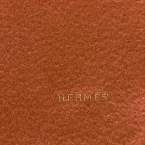 plaid hermes