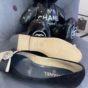 Ballerines Chanel