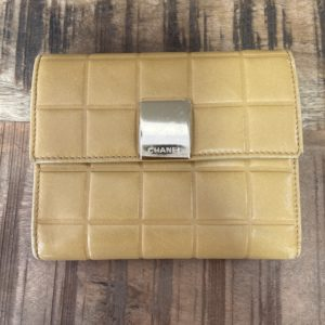 Portefeuille Chanel