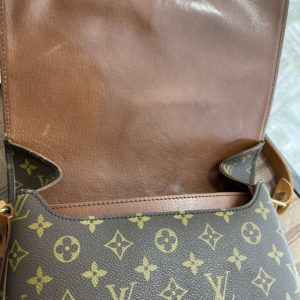 Sac vintage Louis Vuitton