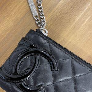 Porte monnaie Chanel
