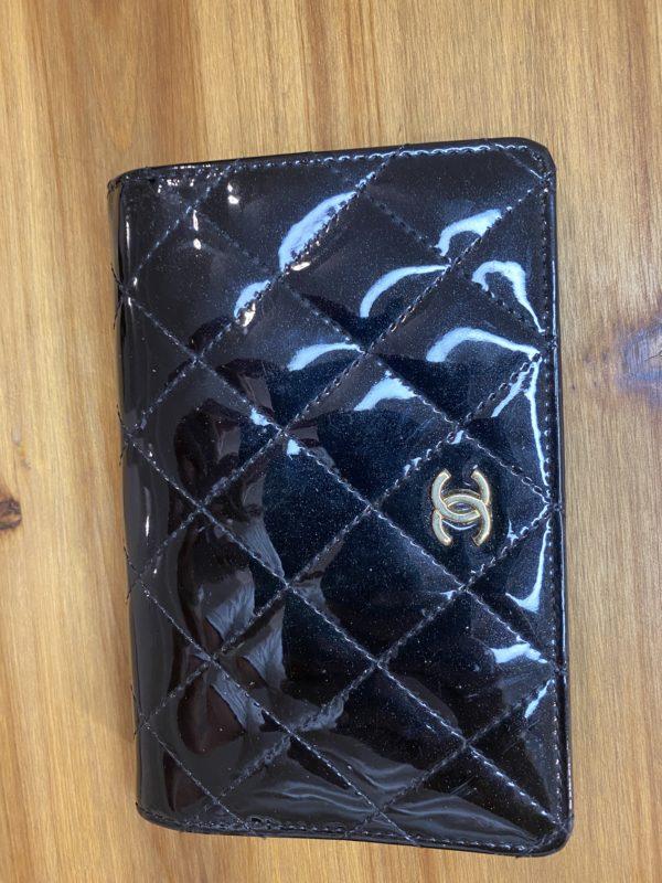 Chanel porte carte