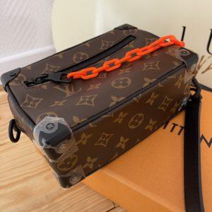 Louis Vuitton soft trunk
