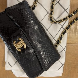 Chanel timeless python
