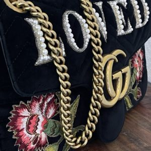 Gucci marmont LOVED
