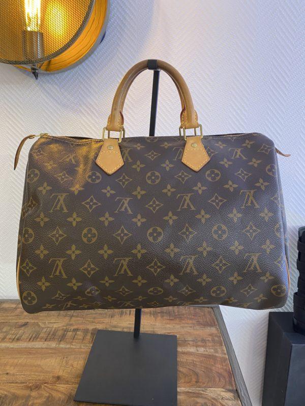 Speedy 35 Monogramme Louis Vuitton