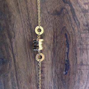 Bracelet Bulgari B zéro 1 or jaune