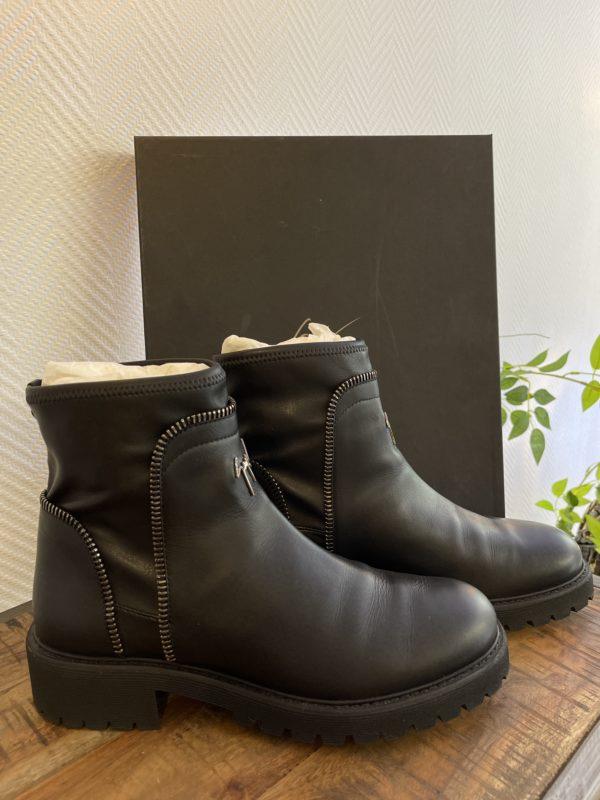 Boots Kommando Zanotti